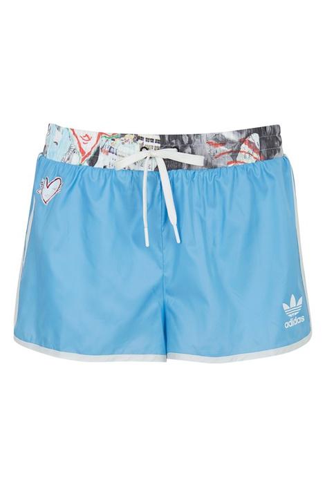 Коллекция Topshop и Adidas Originals