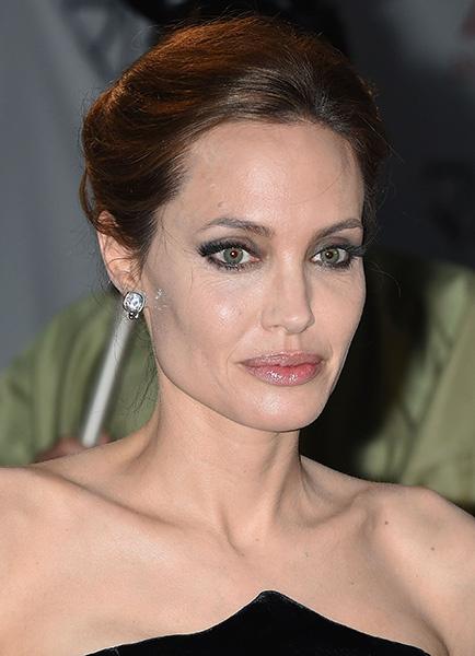 Анджелина Джоли, июнь 2014