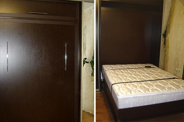 «Рослайн», мебель, мебель на заказ, встраиваемая кровать