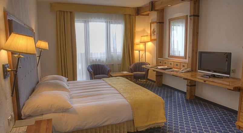 Горнолыжный курорт отели