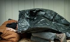 В Москве проходит выставка фотографий бездомных