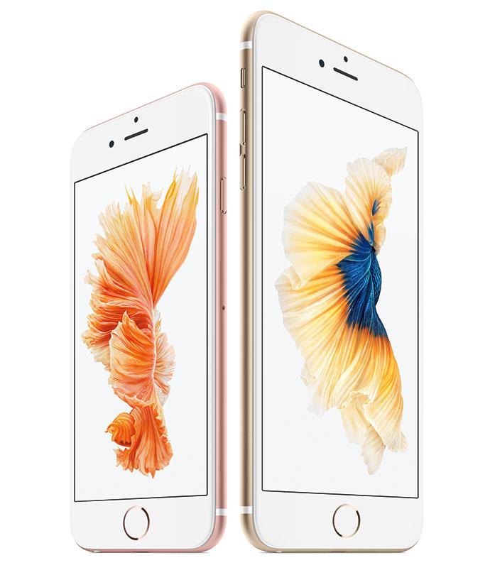 Apple показала iPhone 6s и огромный iPad Pro