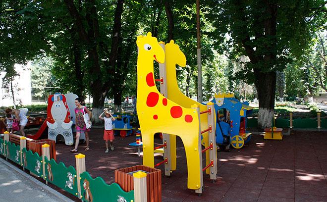 Детская площадка от Натальи Водяновой