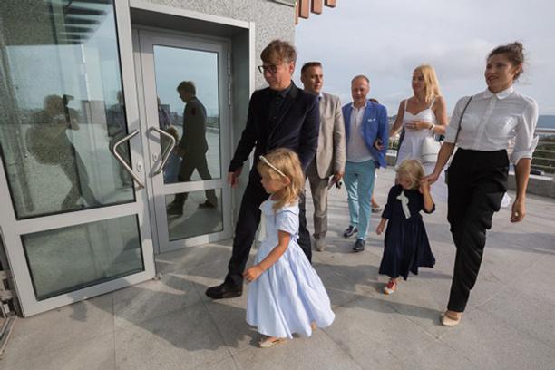 Илья Лагутенко: на «Кармен» – всей семьей!