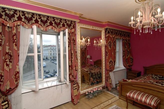Квартира Анастасии Волочковой