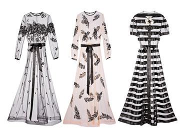 Модный дом Yanina создает наряды для особых случаев