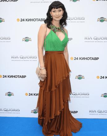 """Нонна Гришаева на открытии """"Кинотавра-2013"""""""
