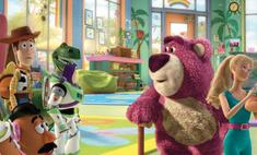 «История игрушек» – самый кассовый фильм выходных