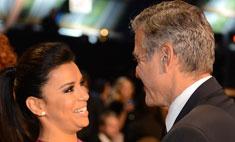 Джордж Клуни хочет встречаться с Евой Лонгорией