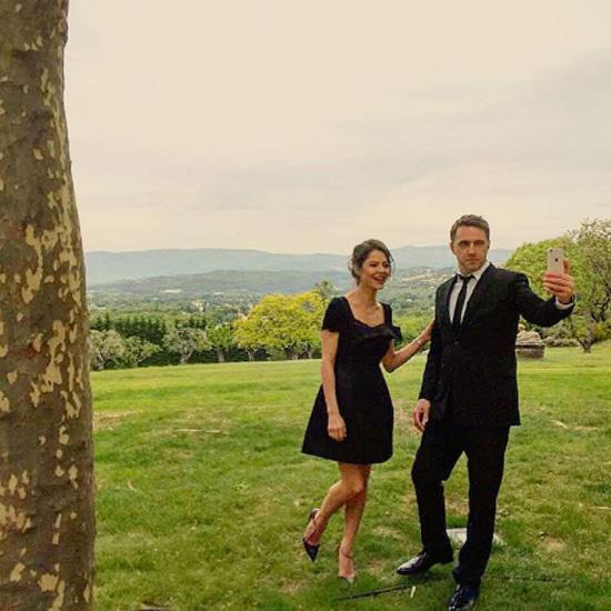 Лядова и Вдовиченков поселились в поместье Dior в Каннах