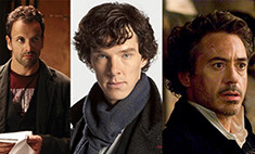 Элементарно: 10 лучших образов Шерлока Холмса