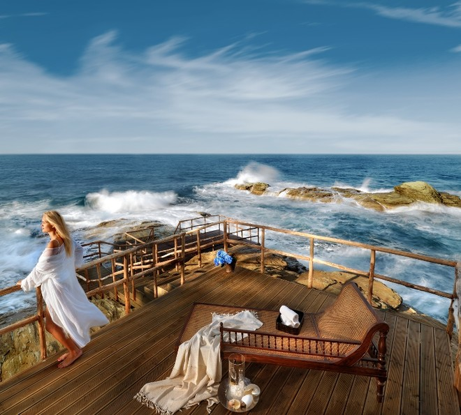 Спа-курорт Out of the Blue Capsis Elite Resort