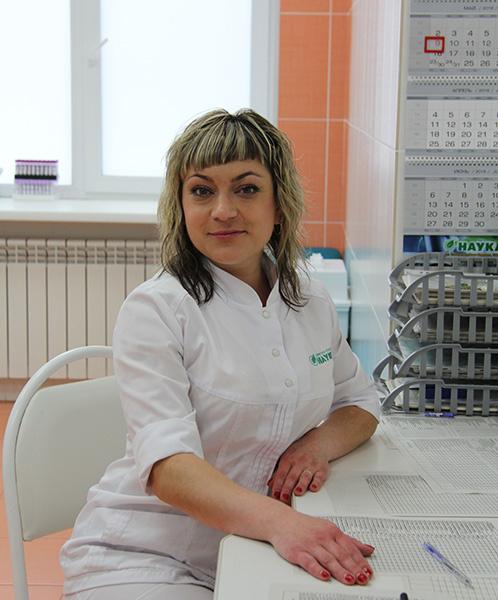 медсестра в Самаре