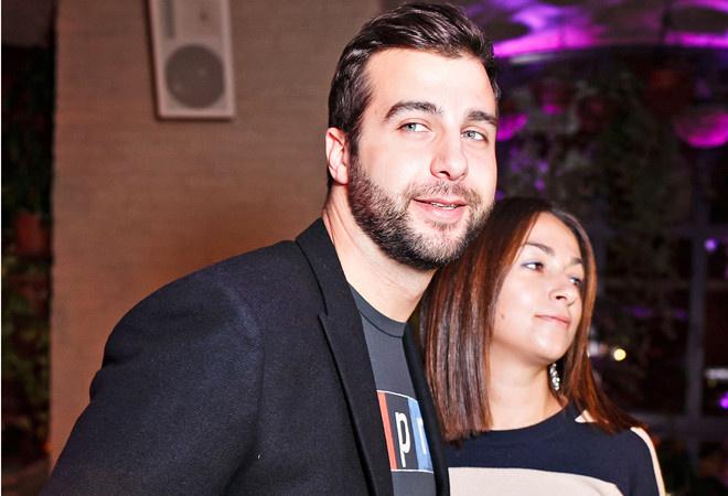 Иван Ургант и Наталья Кикнадзе фото