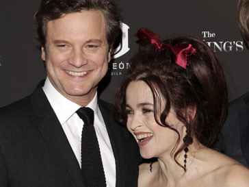 Колин Ферт (Colin Firth) и Хелена Бонэм Картер (Helena Bonham Carter