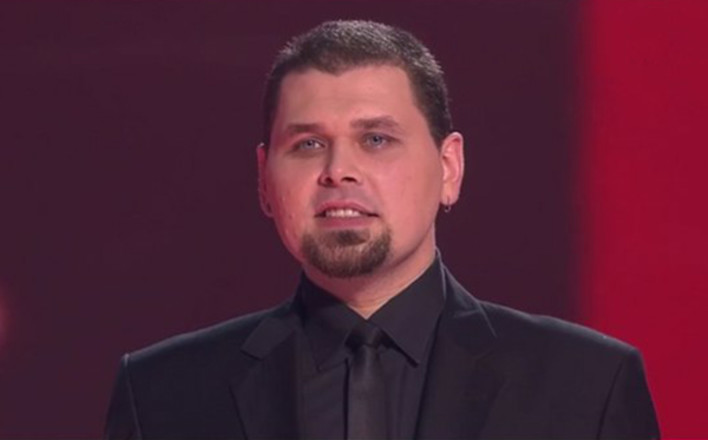 """Михаил Озеров, """"Голос-4"""", фото"""