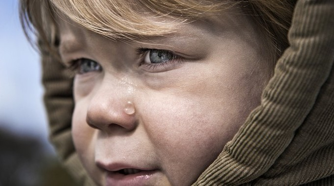 Беспокойный ребенок: одной любви недостаточно