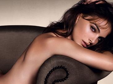 Натали Портман (Natalie Portman) в рекламной кампании Dior Nude Lipcolor, осень-2012
