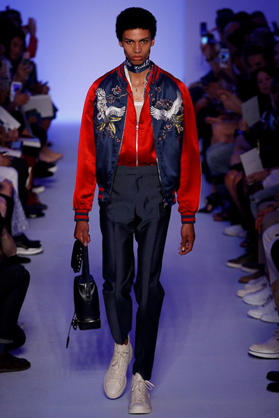Неделя мужской моды в Париже: лучшие показы | галерея [3] фото [25]