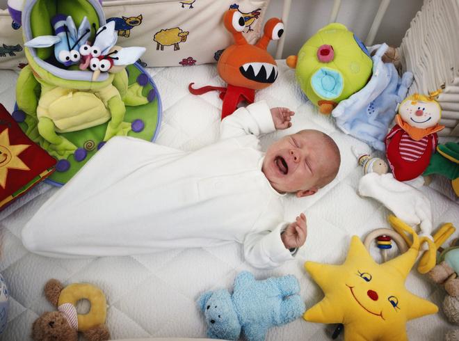 как приучить ребенка спать самостоятельно