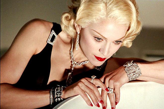 Мадонна.