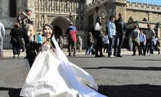 Кейт Миддлтон прибыла на финальную репетицию свадьбы без жениха
