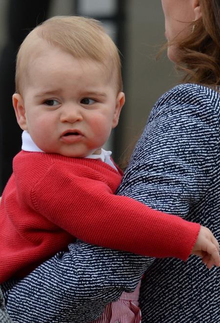 Принц Джордж, фото
