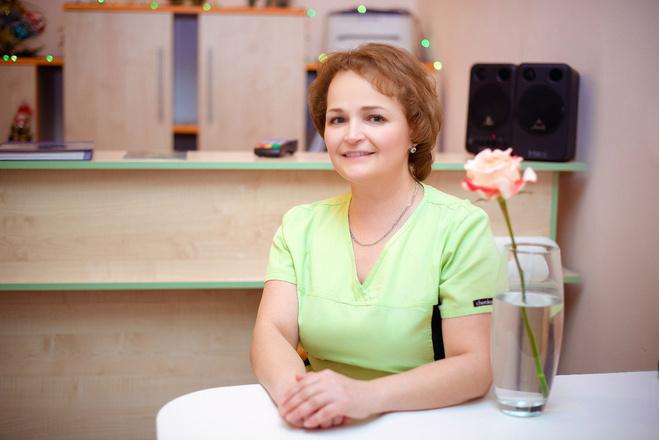 Основатель и руководитель медицинского центра «Здоровая семья» Зиля Аксенова
