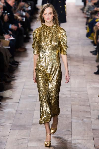 Показ Michael Kors на Неделе моды в Нью-Йорке | галерея [1] фото [19]