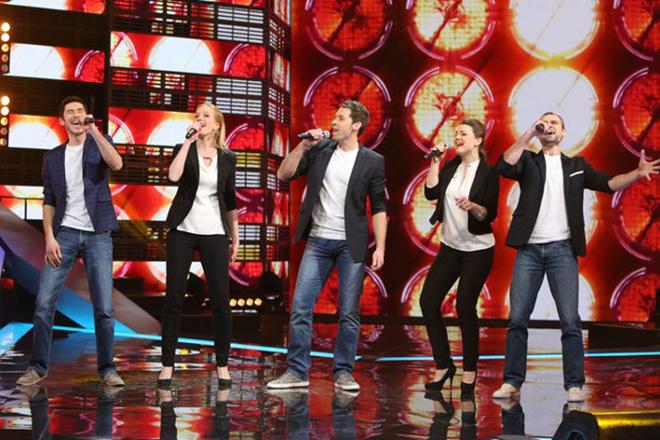 участники конкурса «Новая звезда»