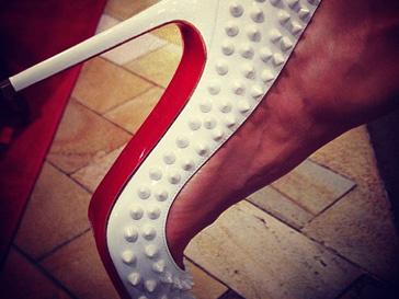 Виктория Боня и ее любимые туфли