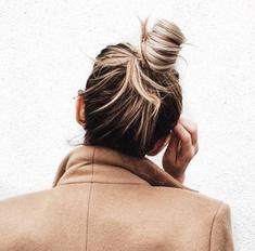 Всегда красивая: 20 стильных офисных причесок