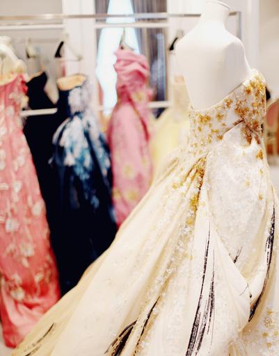 Платья Christian Dior Haute Couture