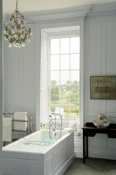 Люстры для ванной