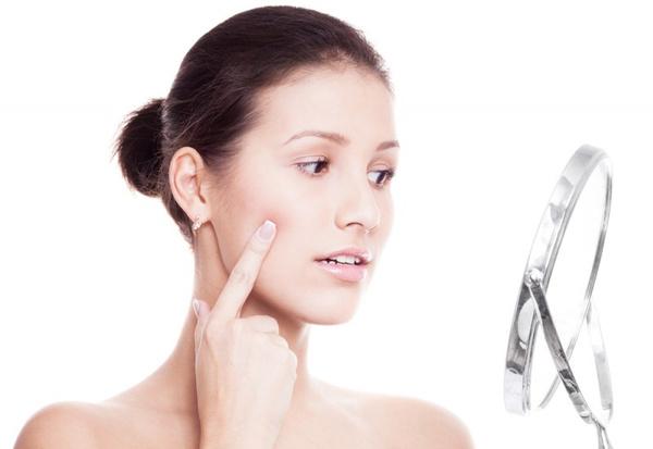 Уменьшить щеки
