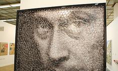 Путина в образе Моны Лизы продали за 200 тыс. евро