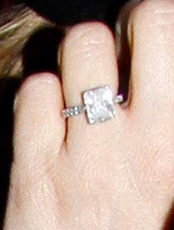 Обручальное кольцо Дрю Бэрримор (Drew Barrymore)