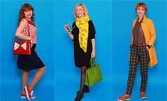 Сама себе стилист: 16 модных образов от сибирячек