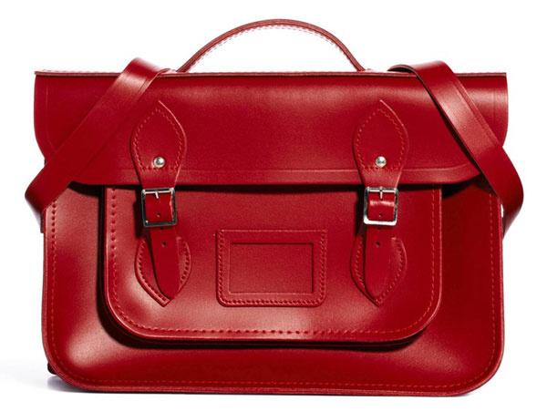 Кожаный рюкзак Cambridge Satchel Company