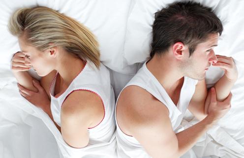 Причиной снижения сексуальной активности могут стать психологические травмы.