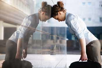 Синдром хронической усталости - это недуг молодых, то есть самых активных.