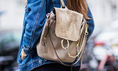 Тренд сезона: где купить и как носить модный рюкзак