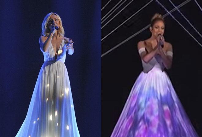 Полина Гагарина Евровидение 2015 видео