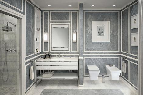 Новая коллекция мебели для ванной Academy от Oasis   галерея [1] фото [9]