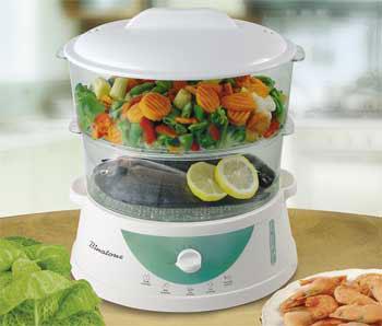 Способы приготовления овощей