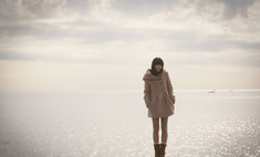 Кому идет пальто трапеция: несколько советов и фото