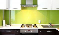 Интерьер кухни: выбор цвета мебели