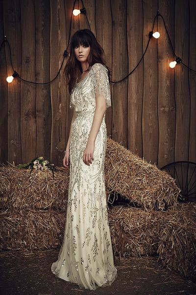 Лучшие коллекции Недели свадебной моды   галерея [6] фото [13]
