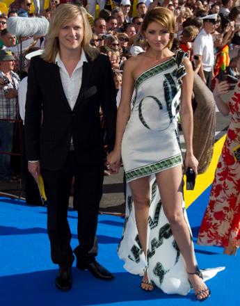 Анастасия Макеева с мужем