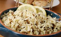 Особенности варки дикого риса
